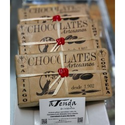 Tableta chocolate Raposo 500 g