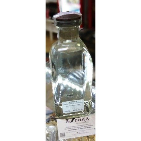 Licor de orujo blanco artesanal 70 cl - 40% vol.