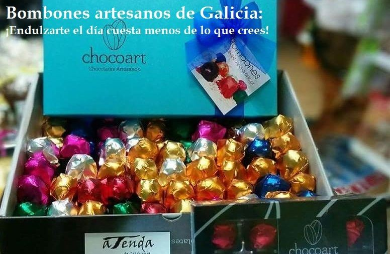 Chocolates, mieles, dulces y bombones a granel